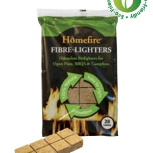 Homefire fibre firelighters Essex