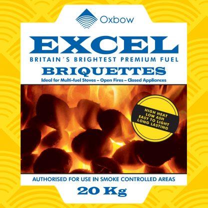 Buy Excel smokeless fuel