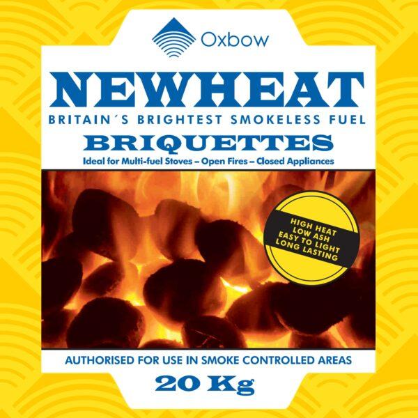 New Heat Smokeless fuel Essex